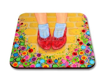 Ruby Slippers Coaster