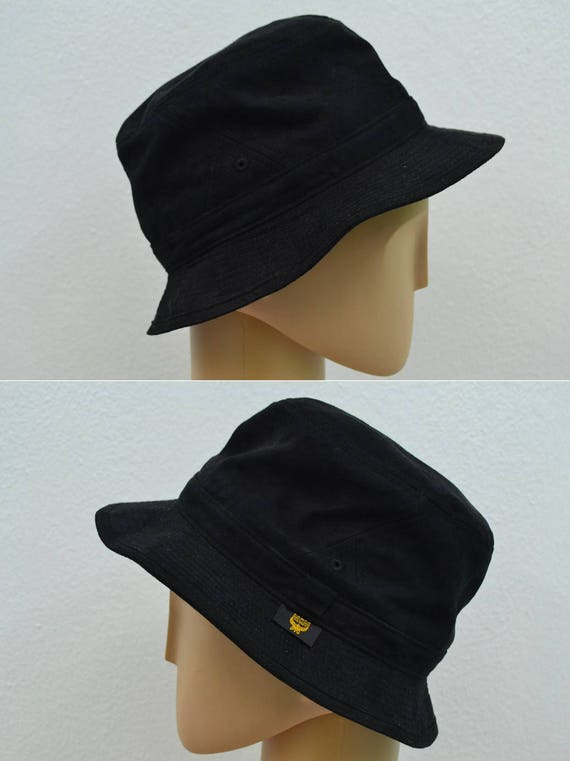 7a109d62c0a23 order mens designer hats caps flannels fcae1 442e6  where can i buy mcm hat  mcm legere bucket hat 56.5cm size m a1171 6fc01