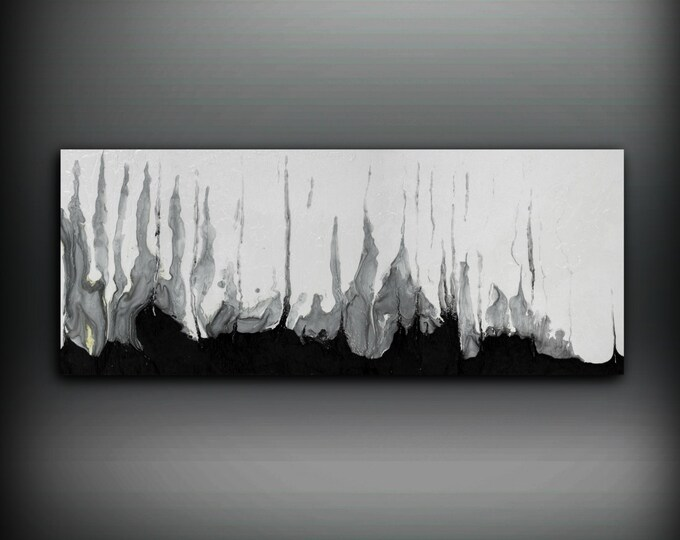 Black and White Art, Wall Art Prints, Fine Art Prints Abstract Painting Wall Decor Art Print Painting Large Abstract Print Wall Art Canvas