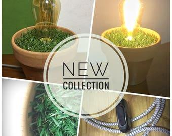 Green-style lamp