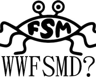 what would flying spaghetti monster do? wwfsmd?