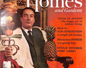 Better Homes and Gardens, June 1961