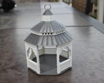 3D Printed Gazebo Ornament