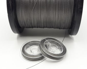 15 m of cable wire 0.5 mm stainless steel - wire cable reel - CO002