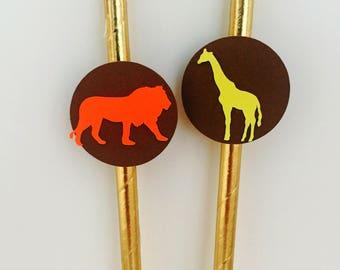 Safari Straw