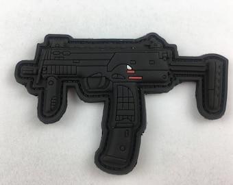 MP7 Rifle PVC Morale Patch