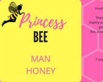 Australian Man Honey