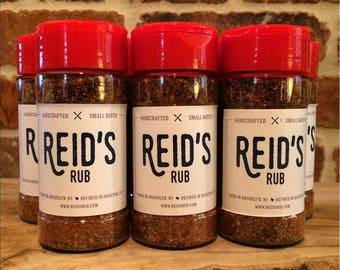 Reid's Rub 4 0z