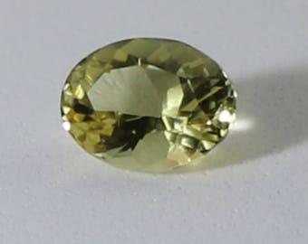 Yellow Scapolite 2.45ct
