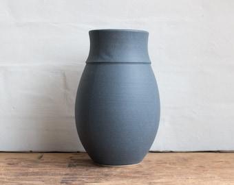 Dry Blue Vase Large