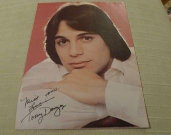 Tony Danza CLIPPING photo
