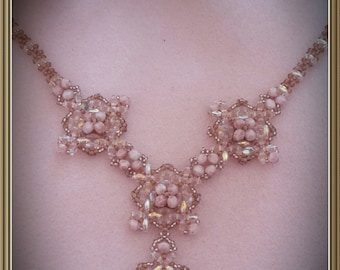 Rosette Necklace