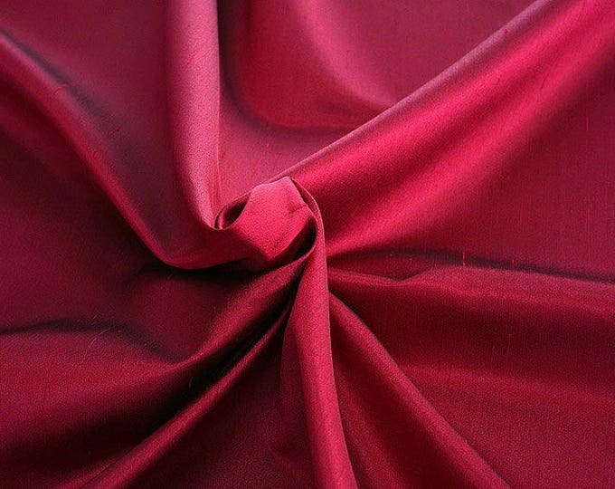 236104-Shantung Natural silk 100%, width 135/140 cm, made in Italy, dry cleaning, weight 120 gr