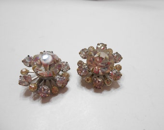 Vintage Rhinestone Brooches (786) Not Matching, Still Gorgeous!!