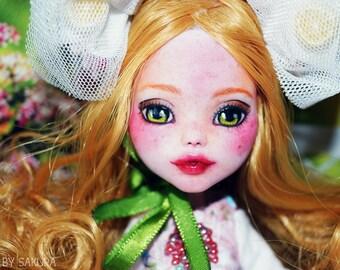 OOAK Draculaura Monster High doll