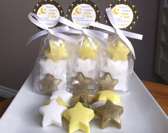 Twinkle Twinkle Little Star Baby Shower Favors - Twinkle Little Star, Baby Shower Favor, Boy Baby Shower, Girl Baby Shower - Set of 10