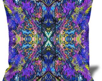 """01143 22""""x22"""" Velveteen Pillow Cover"""