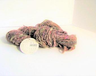 Mossa 1, Noro yarn, boucle, multicolor, wool blend, Destash new