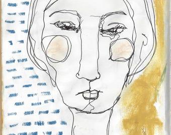 Contour Drawing