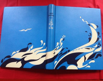 HEMINGWAY - The old man and the sea Illustration Sabazec - numbered Edition