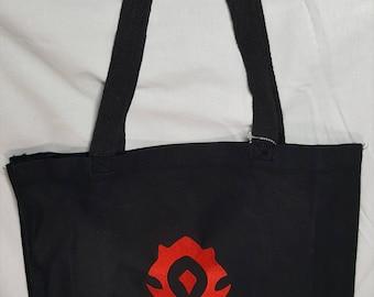 Warcraft Canvas Tote Bag