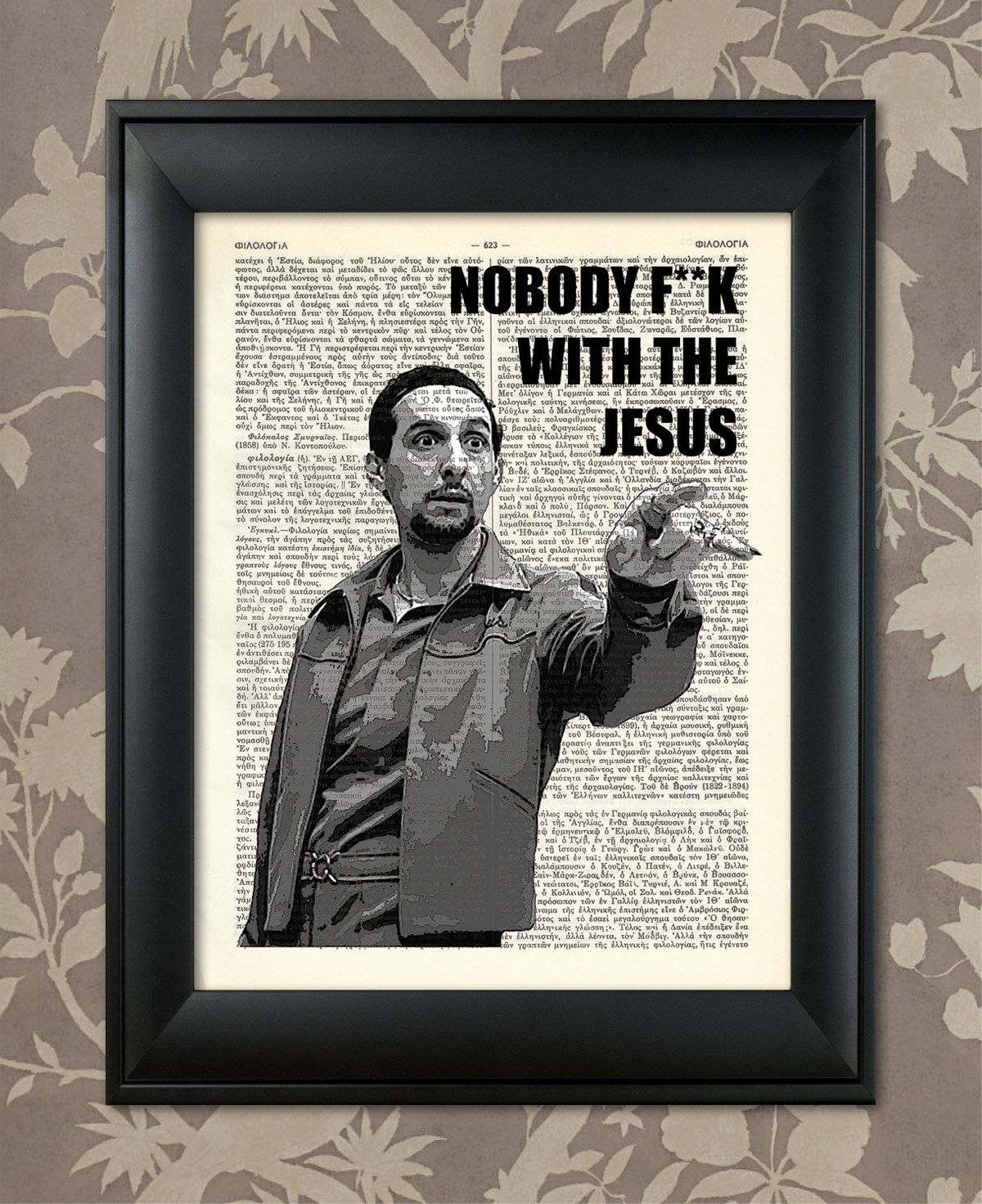 Big Lebowski Quotes: The Big Lebowski / Jesus Quintana Quote The Big Lebowski Art