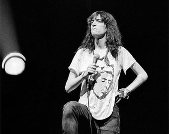 Patti Smith, 1978
