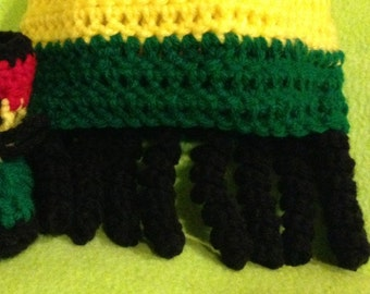 Crochet Dreadlocks Hat