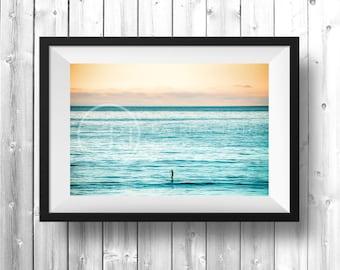 La Jolla Shores, San Diego Photography, Downloadable print, Ocean Photography download, San Diego, California Photography, Ocean Wall Art