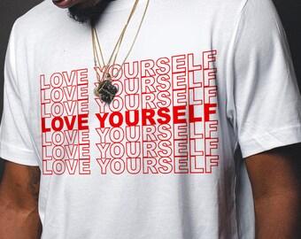 방탄소년단 BTS Love Yourself: Thank you Unisex Kpop Shirt | bts kpop | bts | bts shirt
