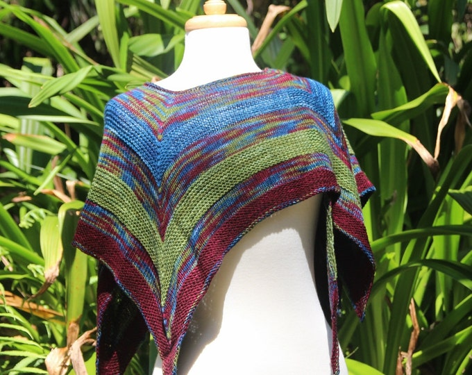 Hummingbird Wrap.  PATTERN ONLY!!!