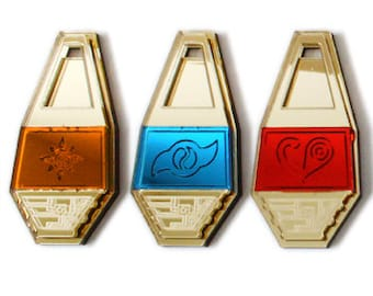 Digimon Tags Crests