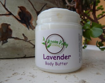 Hydrating Lavender Body Butter