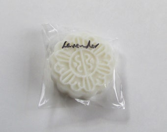 LAVENDER REFILL  Solid  Lotion Bar made with doTerra essential oil