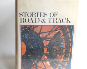 Vintage Book, Stories of Road & Track