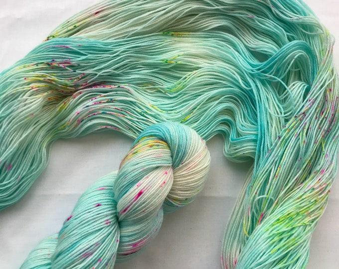 """""""Acquiesce"""" 100g Superwash Merino / Nylon Sock Yarn 4 ply"""