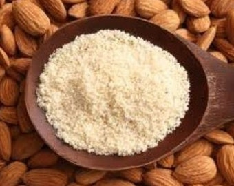 Divine Specialties  Blanched Almond Flour / Meal - 1 Lb.