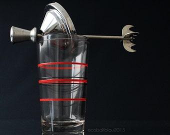 Ice Crusher, Ice Breaker, Vintage Mid Century 1950s 50s, Made in USA / Fifties Decor & Barware