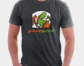 Pizza Pizza TMNT Shirt  - Teenage Mutant Ninja Turtles Shirt | T-shirt for Women Men | Cool T Shirt | Cartoons