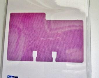 Contact Card Quickutz Cookie Cutter Die Rectangular Rolodex CC-SHAPE-1-032