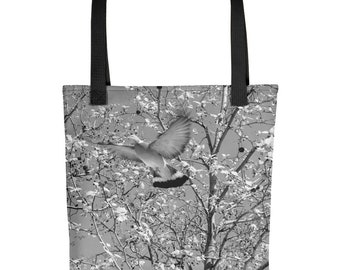 Bird In Flight Tote bag, 1:100 Limited Edition