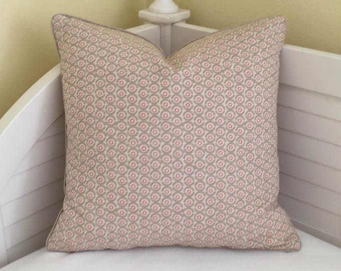 Rapture and Wright Junkanoo  (on both sides) Designer Pillow Cover with or without Piping - Square, Euro and Lumbar Sizes