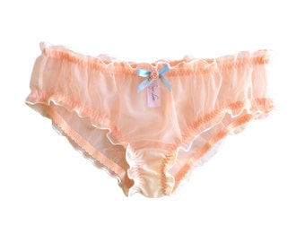 Ruffled Panty (6 colors)