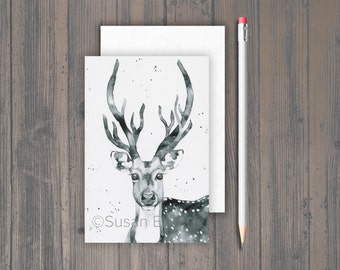Magnificent Stag Postcard