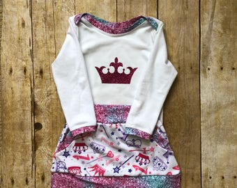 Little Girls Outfit - Baby Girl Outfits - Baby Girl Skirt - Baby Girl Coming Home Outfit - Pink Oufit for Baby - Baby Shower Gift - Girls