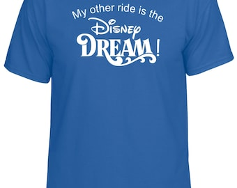 My Other Ride is the Disney Dream Cruise Vacation Bahamas tshirt