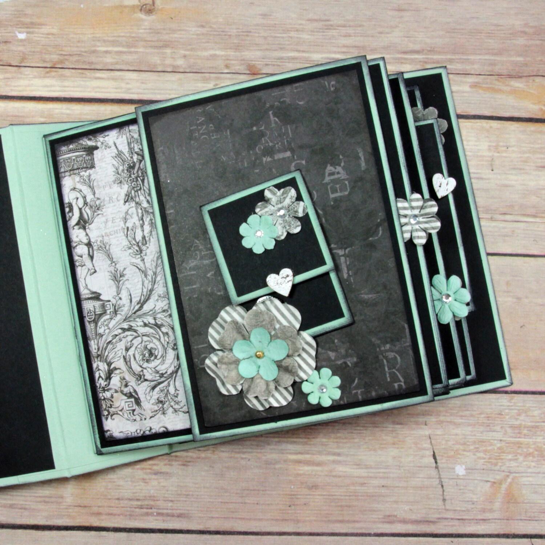 Paper Dream Printable Mini Album Templates in Collage and Plain