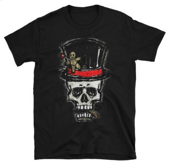 Voodoo Baron Samedi Tee Shirt