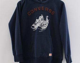 Vintage SANTA BARBARA Pullover Sweatshirt Unisex Large 90's Polo Racquet Club Checkered Crewneck Sweater Polo Usa Blue Jumper Unisex Size L CivuM9ay9