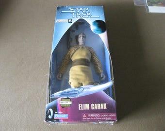 "Star Trek DS9 Elim Garak 9"" collectors series in Box Playmates 1998"